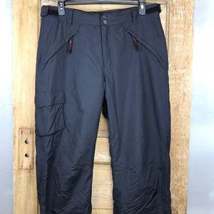 Obermeyer men's ski pants  LARGE